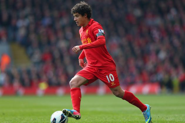 Why Philippe Coutinho Will Be Liverpool's Best Player in 2013/14