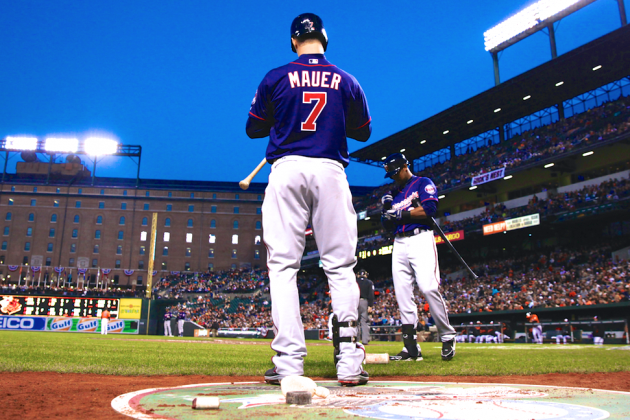 Joe Mauer: How the Twins' Catcher Is Proving His Doubters Wrong This Season