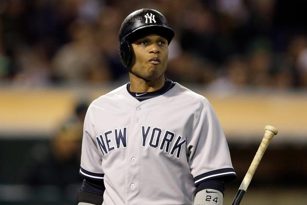 As Robinson Cano Struggles Against Lefties, Yankees Look for Solution