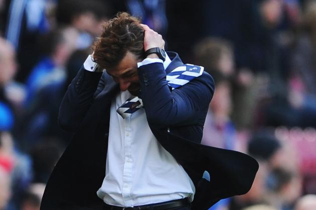 Firesale at Spurs: AVB Right to Auction off Underperforming Squad Players