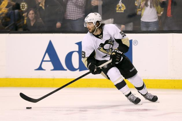 With Malkin Signed, Shero Wants to See Where Letang Stands