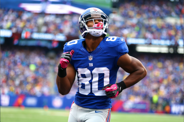 Victor Cruz and New York Giants Reportedly Agree on 1-Year Contract