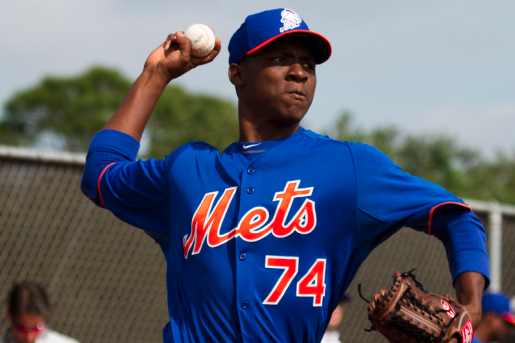 Rafael Montero promoted to Vegas