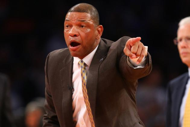 Doc Rivers Would Take Clippers to Next Level as Head Coach
