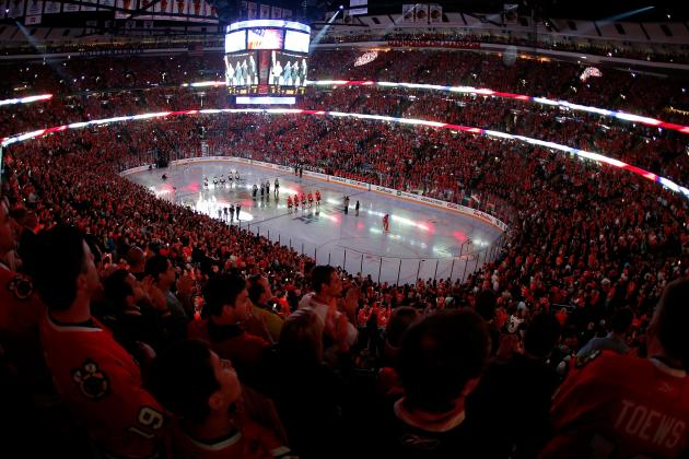 Game 1 of Stanley Cup Most-Watched Since '97