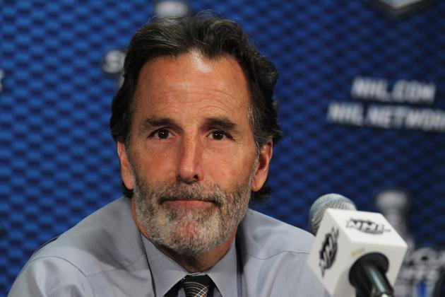 C'mon, Is Tortorella Really That Bad a Choice to Become the Stars Next Coach?