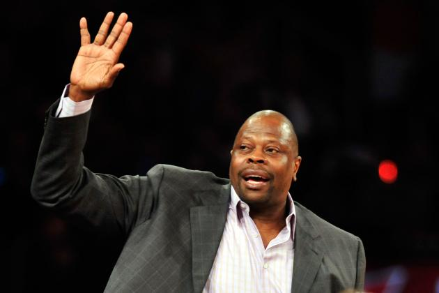 Ewing Sees Himself Back with Knicks in Some Capacity