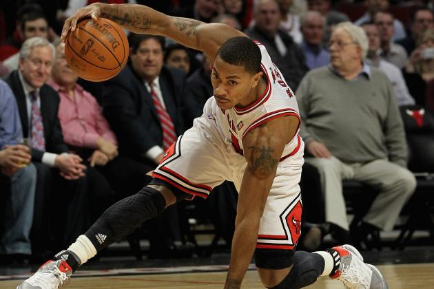 Derrick Rose Will Silence Doubters Next Season Now That He's Healthy