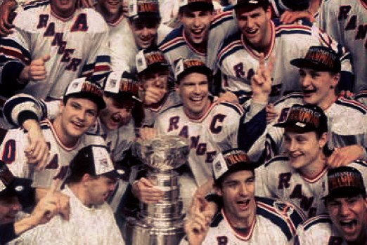 New York Rangers Remember the 1994 Stanley Cup Championship