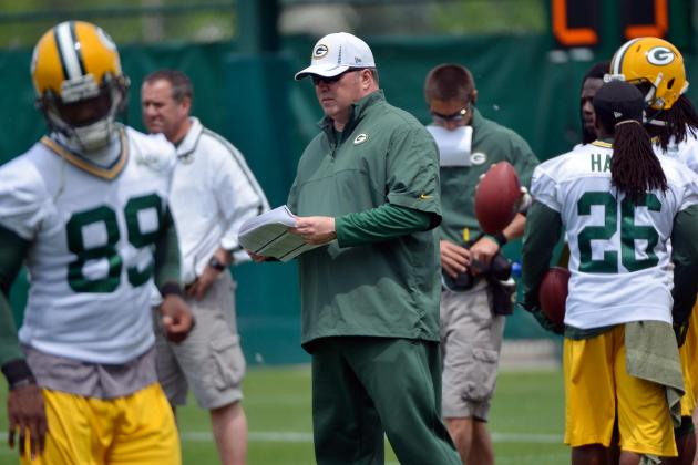 Increased Urgency Gives Packers a Different Edge