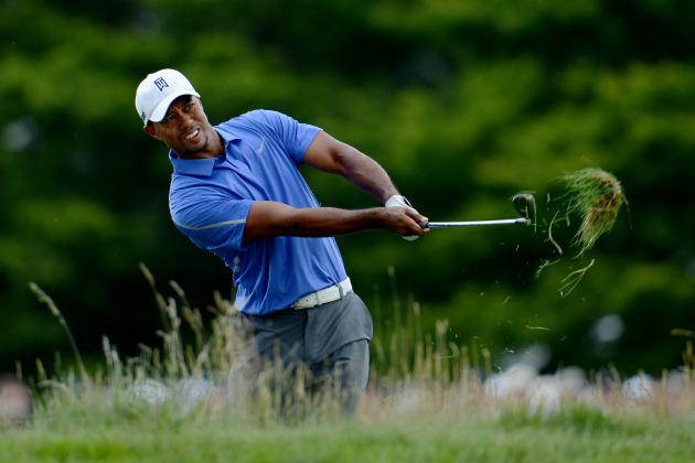 Tiger Woods' Wrist Injury Will Prevent Him from Netting Fourth US Open Title