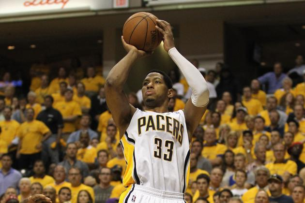 2013-14 Indiana Pacers: Danny Granger Should Not Be Overlooked