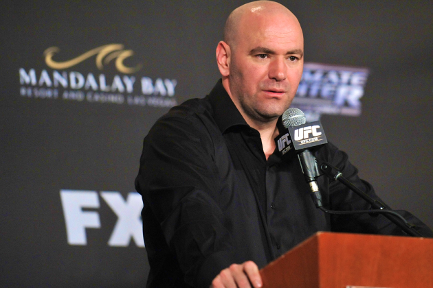 MMA in New York: How Did the UFC Go from Confidence to 'Who Gives a S**t?'
