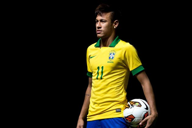 What Neymar Has to Prove to the World in Confederations Cup