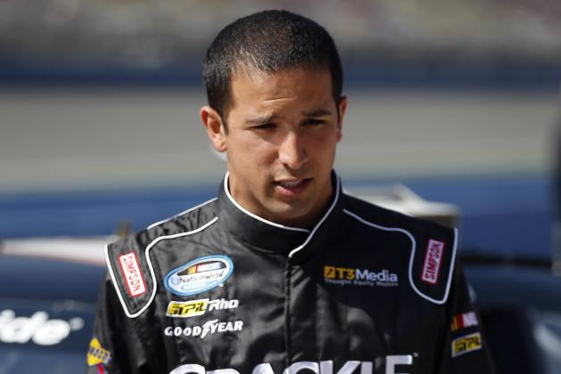 D4D Driver Gets Sprint Cup Chance