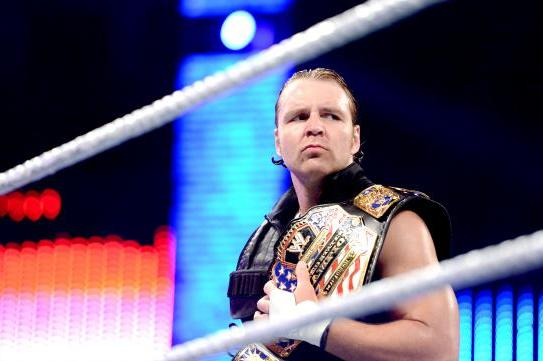 WWE Payback: Beating Kane Clean Would Be a Big Boost for Dean Ambrose