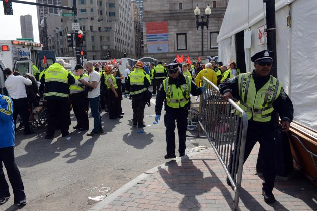 Pair of Explosions at Boston Marathon Kills Three, Injures Many