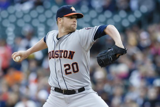 Breaking Down Why Bud Norris Would Be a Good Fit for the San Francisco Giants