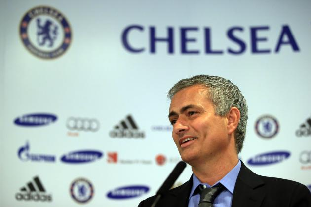 Chelsea Transfer News: Latest Players on Jose Mourinho's Radar