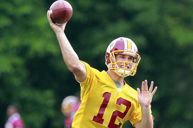 The Redskins' Backup Plan at Quarterback