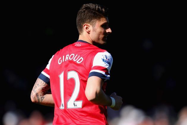 Giroud: Next Season Is Hugely Important