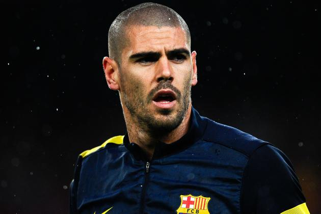 Gunners to Look Elsewhere After Valdes Confirms Desire to Stay at Barcelona