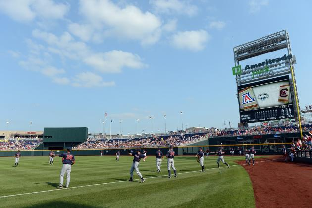 College World Series 2013: Pitchers Who Will Dominate Thier Opposition