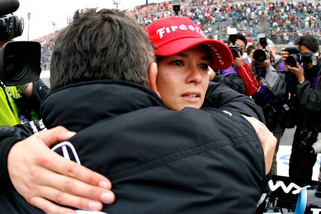 For T.J. Patrick, Danica, Like Father, Like Daughter