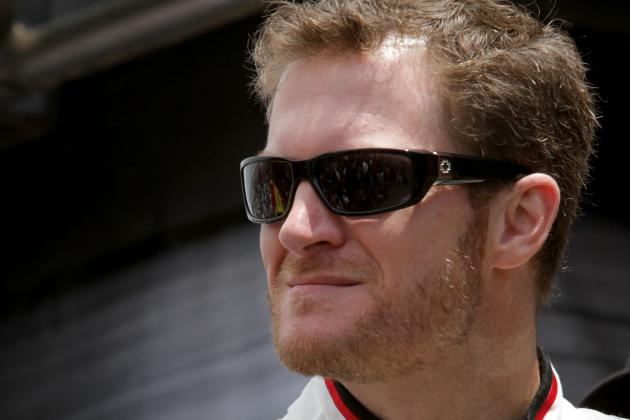 Earnhardt Jr. 'Man of Steel' Superman Car to Debut at Michigan NASCAR Race