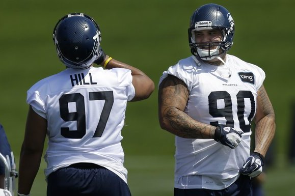 Rookies Fitting in on Seahawks Defensive Line