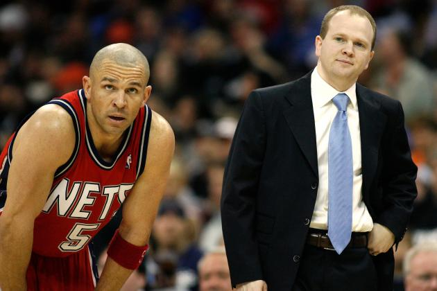 Lawrence Frank's Nets Background Is Perfect for Jason Kidd's Coaching Staff