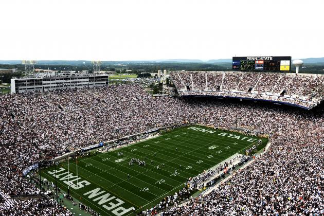 PSU Extends Policy Prohibiting Bags at Beaver Stadium Through the Fall