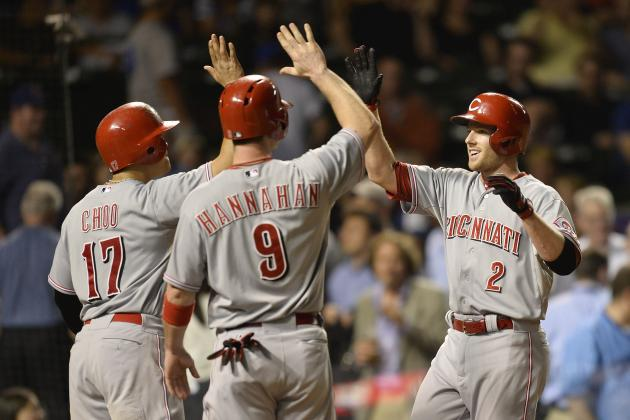 Cincinnati Reds vs. Milwaukee Brewers: Series Preview and Notes
