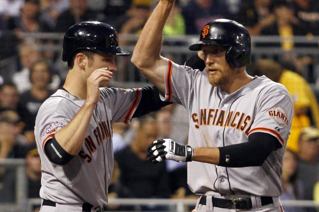 Extra Baggs: Pence's Energy Nourishes Giants