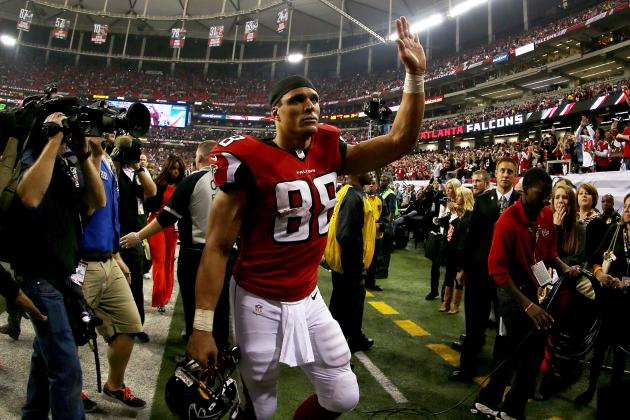 Tony Gonzalez Excused from Next Week's Minicamp