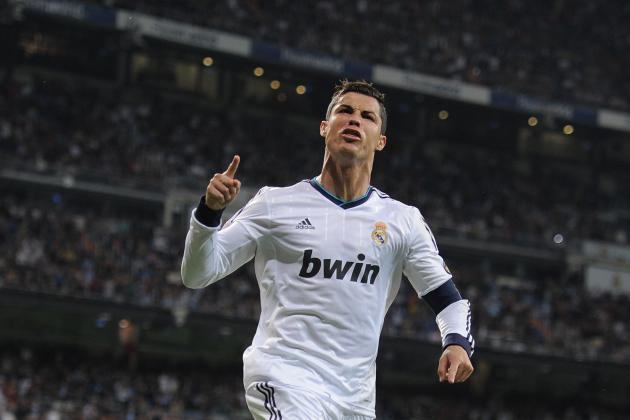 Manchester United Transfer News: Latest on Cristiano Ronaldo and Gareth Bale