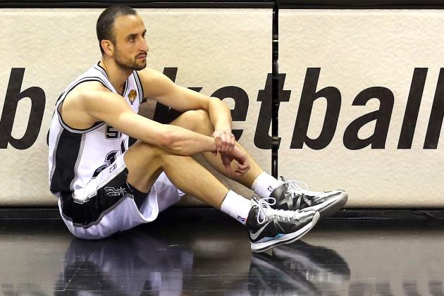 Are Manu Ginobili's Days as an NBA Star Officially Over?