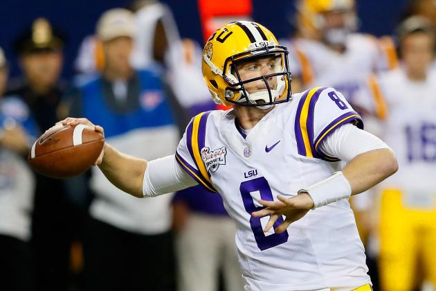 Comparing Zach Mettenberger to Other LSU QBs of the BCS Era
