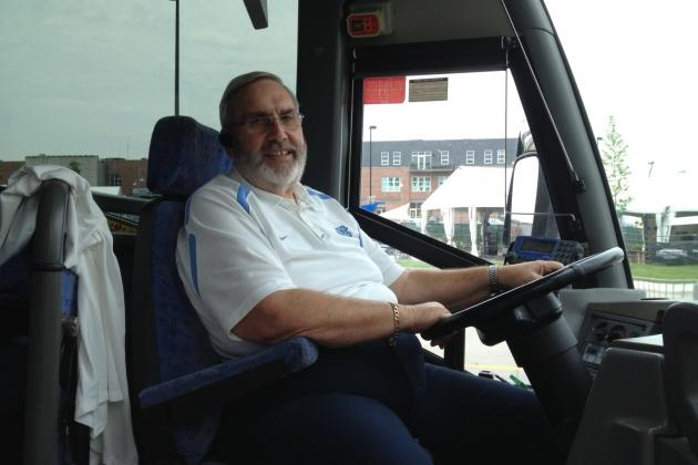 Howard 'Skip' Stern: The CWS Chauffeur of Champions