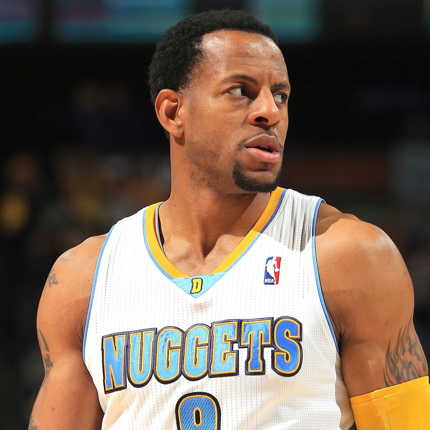 Andre Iguodala Will Reportedly Opt Out Of Contract And