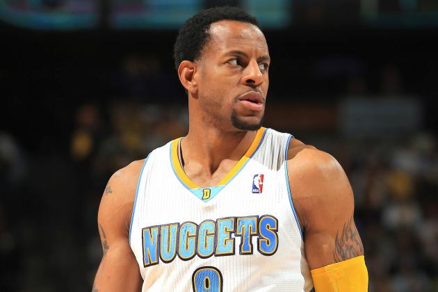 Andre Iguodala Will Reportedly Opt Out of Contract and Enter Free Agency