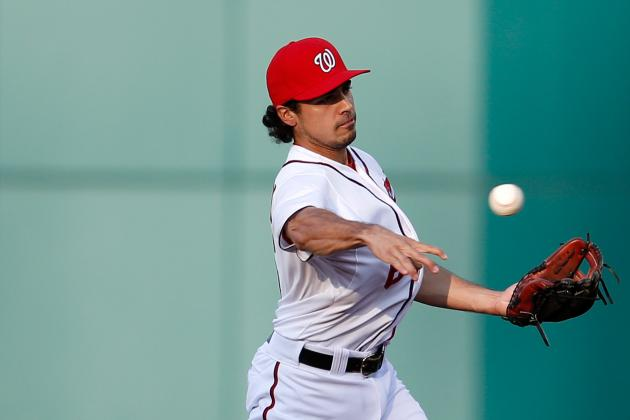 Rendon out vs. Tribe