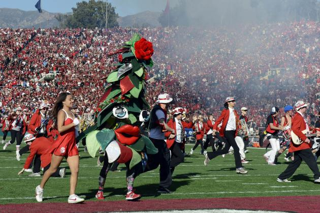 From the WTH Dept: Oregon St., USC and Utah All Schedule Stanford for Homecoming