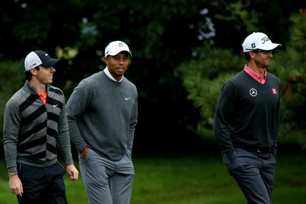 Tiger Woods at the US Open 2013 Tracker: Day 2 Score, Highlights and Analysis