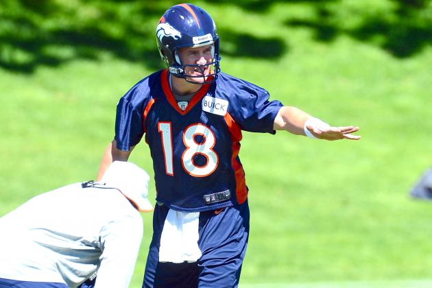 Why 2013 Could Be Peyton Manning's Best Year Yet