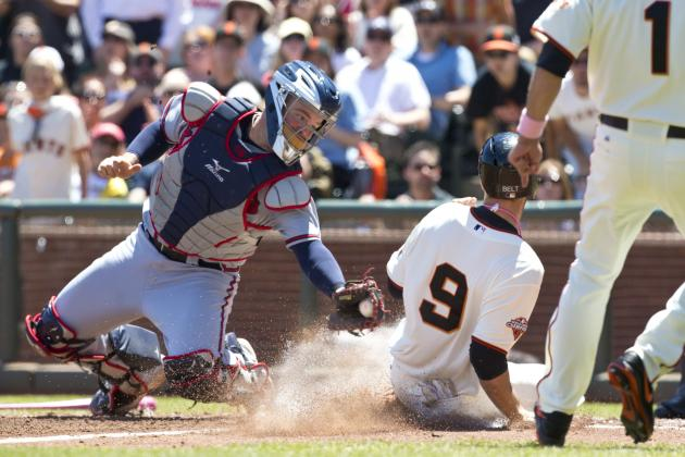 San Francisco Giants vs. Atlanta Braves: Live Score, Analysis and Reaction