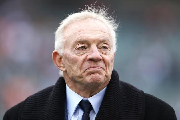 The Rise and Fall of Jerry Jones and the Dallas Cowboys