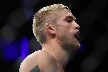 UFC 165: Alexander Gustafsson Receives Slim Odds for Bout with Jon Jones