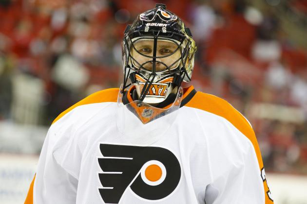 Sources: Flyers Considering Buyout for Bryzgalov
