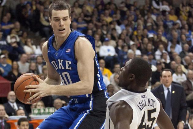 Center of Attention: Marshall Plumlee